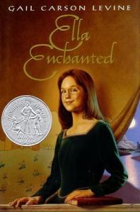 Ella Enchanted cover